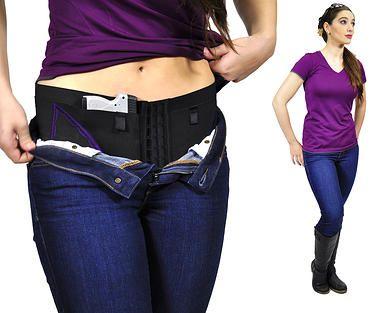 Concealed Carry Hip Holster for Gun Concealment