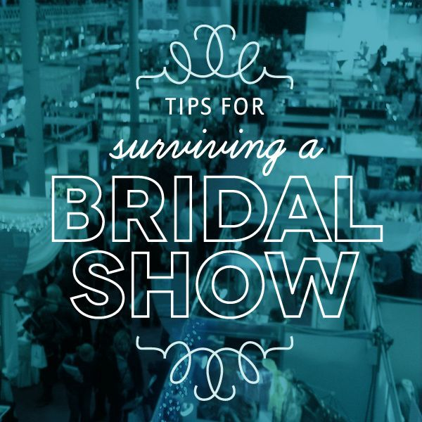 Great tips for brides!  Tips for attending a Bridal Show. http://rosetuxedoaz.com/bridal-shows-should-i-stay-or-should-i-go-now/