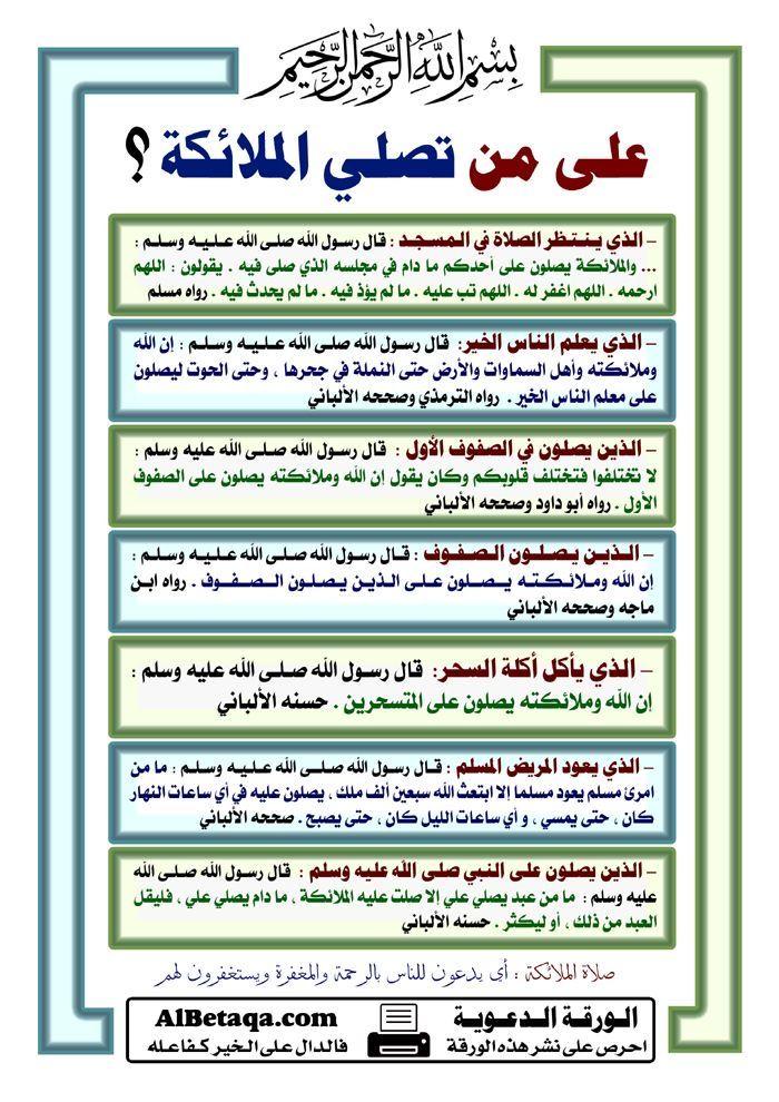 علي من تصلي الملائكة Learn Islam Islam Facts Islamic Quotes