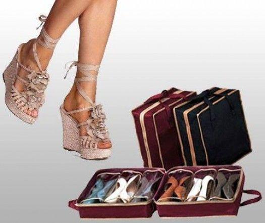 Shoe Tote Ayakkabı Hurcu