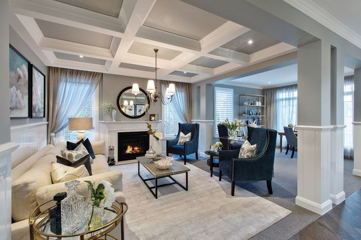 Replicate the classic style of the Hamptons in your very own home with World of Style. Be inspired by this sophisticated beach look by visiting this page.