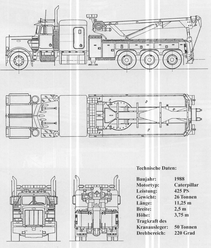 Résultats de recherche d'images pour « blueprint truck