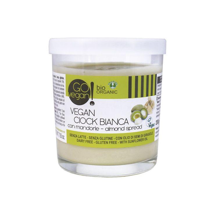 Vegan Ciock Bianca con mandorle biologica senza glutine Probios-Probios s.r.l.