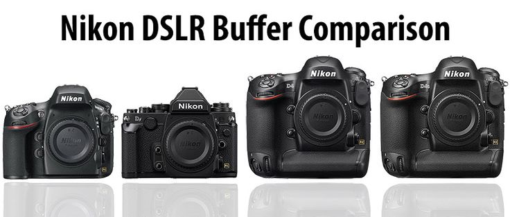 Instead of creating separate articles that show buffer capacity of every newly announced Nikon DSLR, we decided to gather and compile all the available information into a single location. The below table outlines many of the current and discontinued Nikon DSLR models, along with such information as sensor resolution, continuous shooting speed (fps) and RAW …