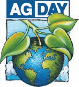 Its National Ag Day! And since Easter is right around the corner, I felt it important to lace today's blog with some egg facts.