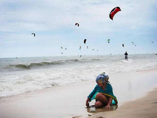 Langs Vietnams lange kyst