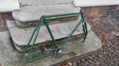 Fahrradrahmen original Brandenburg in Leipzig - Nordwest | Fahrrad Zubehör gebraucht kaufen | eBay Kleinanzeigen