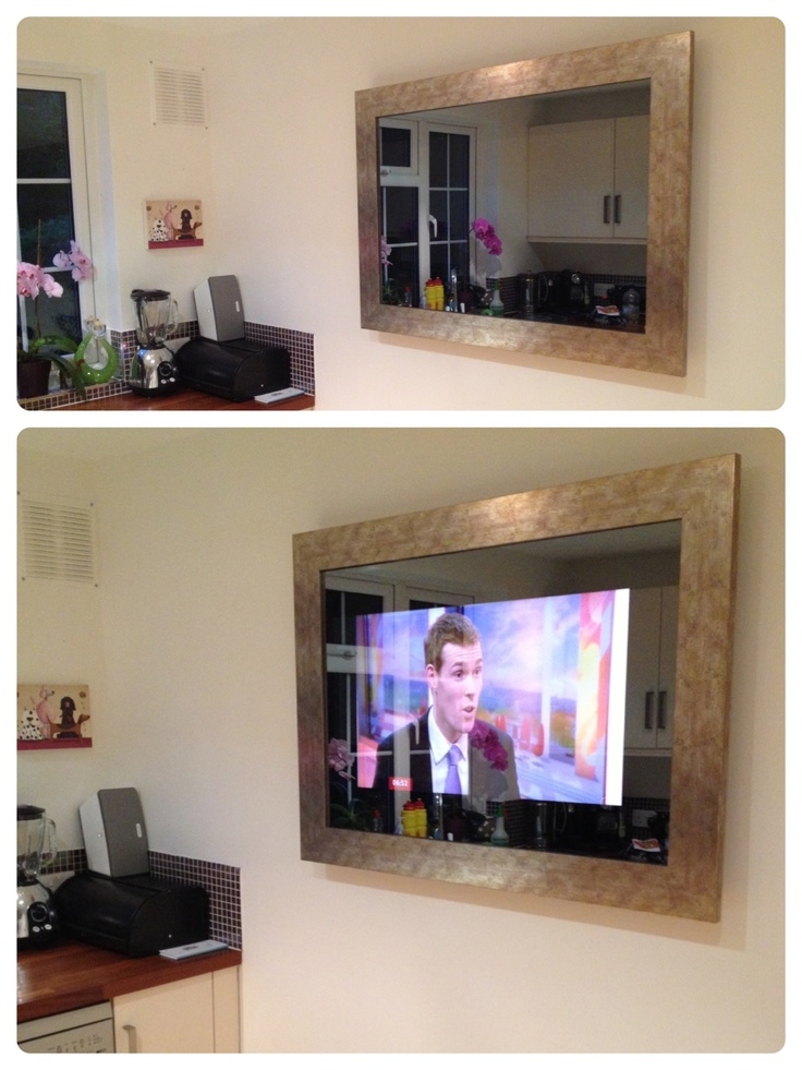 17 best images about hidden tv on pinterest samsung for Mirror for samsung tv