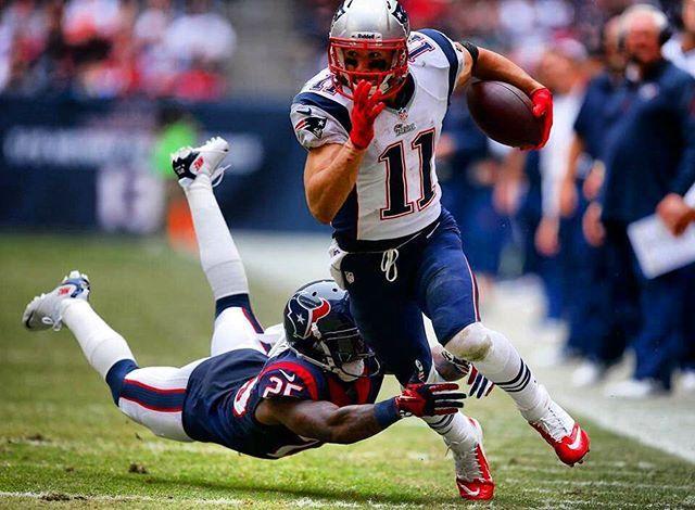 Julian Edelman 77 yard TD -Patriots lead 26-14