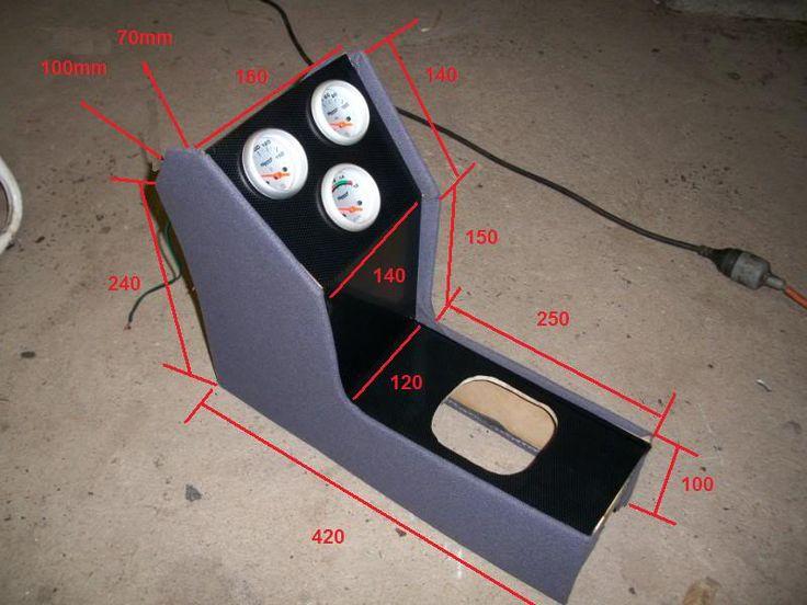 Center Console Idea