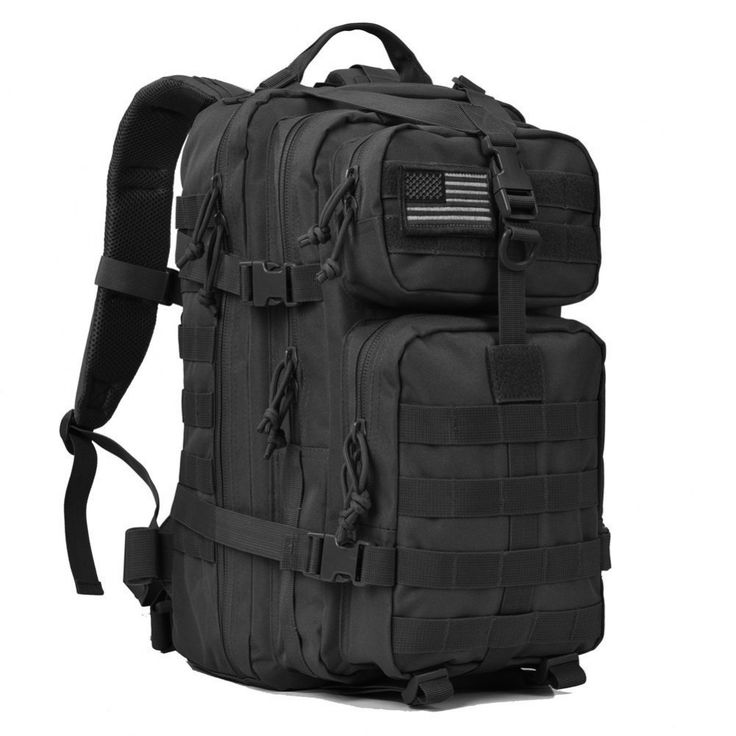 Military Tactical Backpack Army Small 3 Day Assault Pack Molle Bug Out Bag Backp #REEBOWTACTICAL