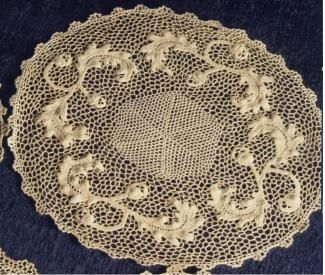 The Unknown History of Italian Irish Crochet Lace | Crochet Insider