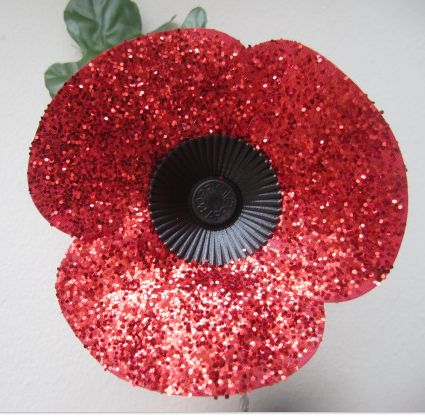 Hodge Podge / 5 fabulous poppy crafts for Remembrance Day                                                                                                                                                                                 More