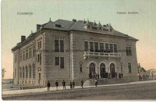 BU-F-01073-5-00282 Constanţa, palatul Justiţiei, s. d. (sine dato) (niv.Document)