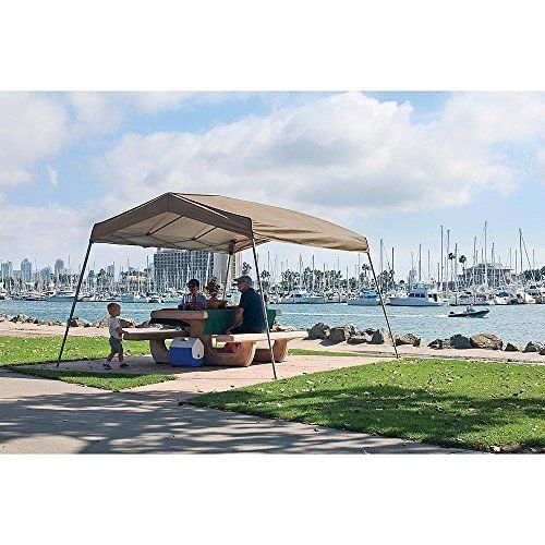 Canopy Instant Shelter Tent Outdoor Beach 4 Leg Gazepo Shade Heavy Duty 12 x 14  #CanopyInstantShelter