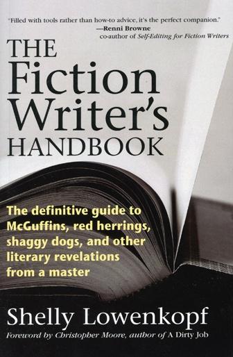 Fiction Writer's Handbook by Shelly Lowenkopf  In Jan/Feb 2013 @Shelly Lowenkopf @MeeksChris