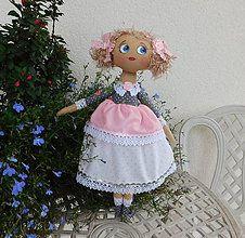 Bábiky - Beatka...bábika - 5770905_