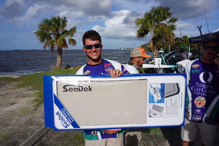 SeaDek Supports the UCF Reel Knights - SeaDek Marine Products