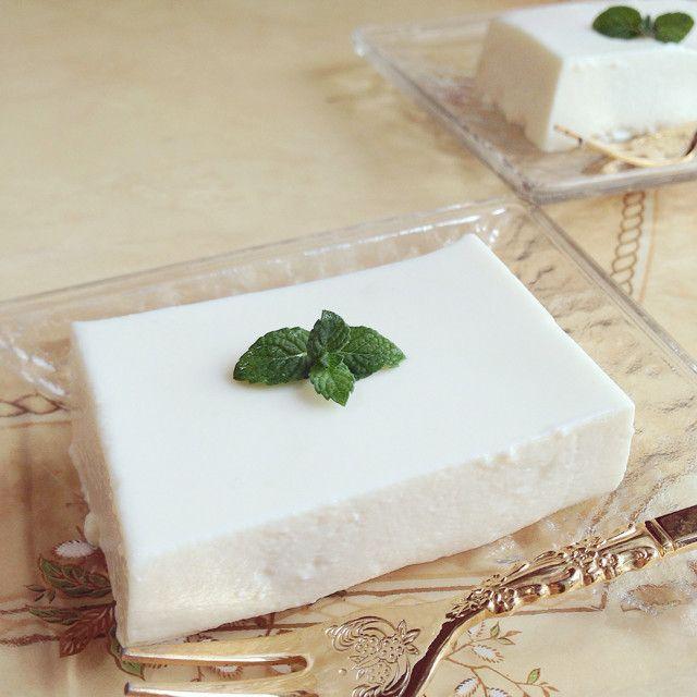 なし ヨーグルト レアチーズ ケーキ