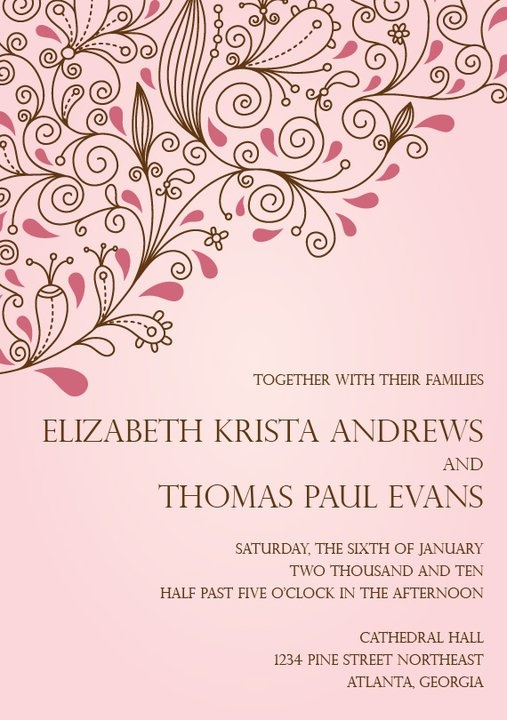 Email Electronic Wedding Invitations Online That Open With A Personalized Envelope In Your Guests Inbox