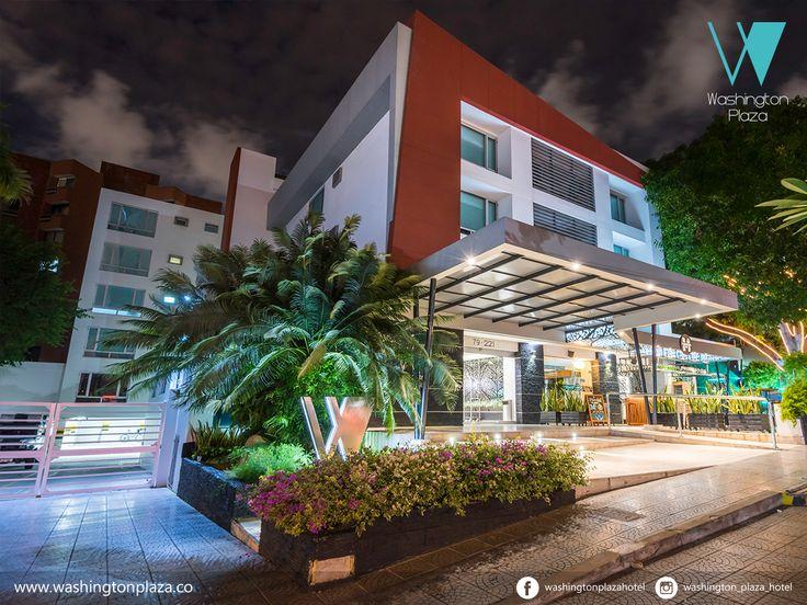 Disfruta con estilo el caribe colombiano en el Washington Plaza Hotel http://bit.ly/2gbXEhD