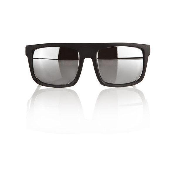 Heat Wave Visual Regulator Champion Cement Sunglasses ($38) ❤ liked on Polyvore featuring mens, men's accessories, men's eyewear et men's sunglasses