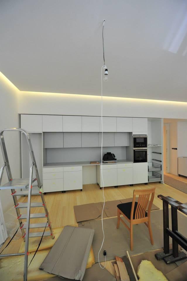 Apartment Renovation in Prague 2