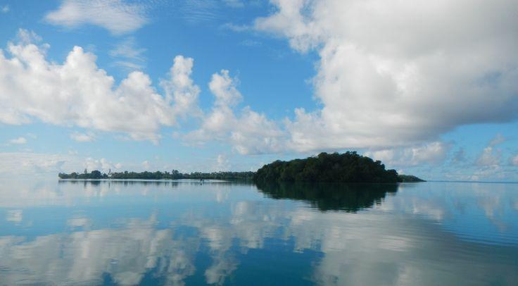 Pulau Widi, Surga Baru di Halmahera Selatan