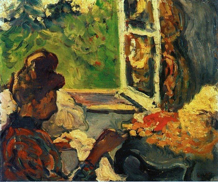 637 best open window images on pinterest art interiors for Pierre bonnard la fenetre ouverte