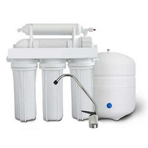 Isopure Water (ISO-RO5-25) 5 Stage Reverse Osmosis System 25 GPD