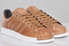 adidas Superstar Lite LTO | Brown Leather - EU Kicks: Sneaker Magazine