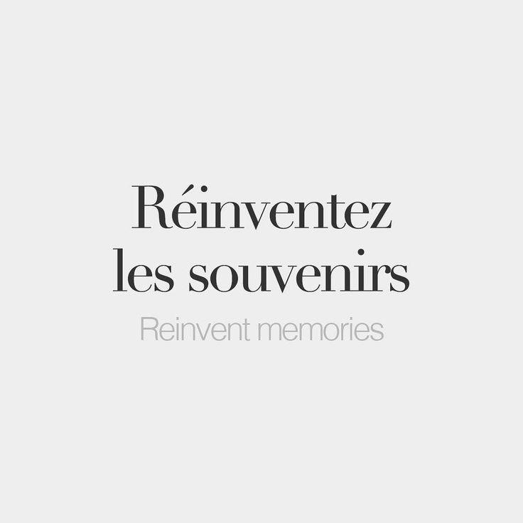 Reinventez Les Souvenirs Reinvent Memories  Ca E  C B Va Te Le Suv