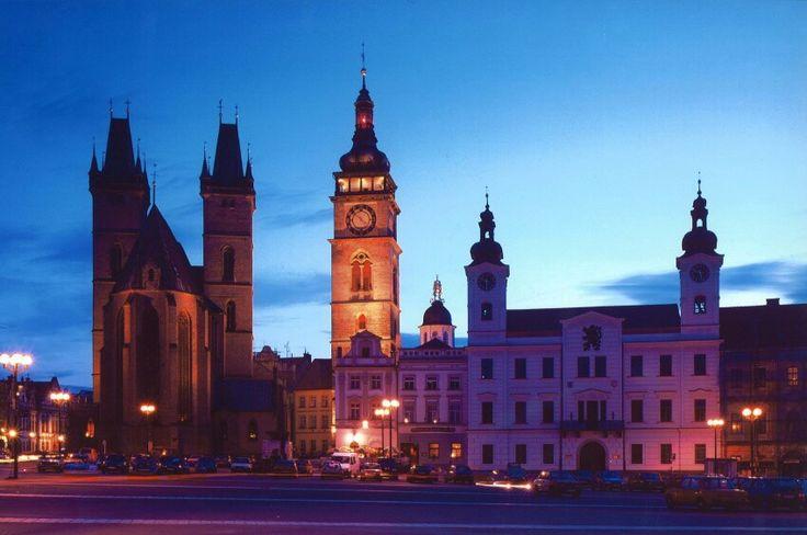Hradec Králové in Královéhradecký