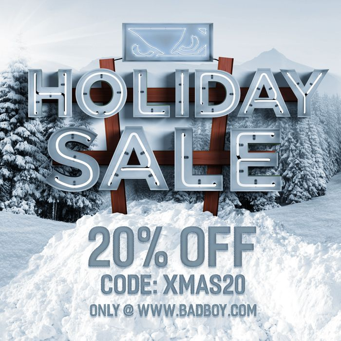 Now through Xmas save 20% off your next purchase by using code: XMAS20 - Bad Boy - Jiu Jitsu - MMA - Gear - Training Appearal