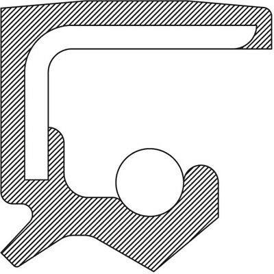 New Wheel Seal For Subaru Impreza 1993-2007 710463 4-Door