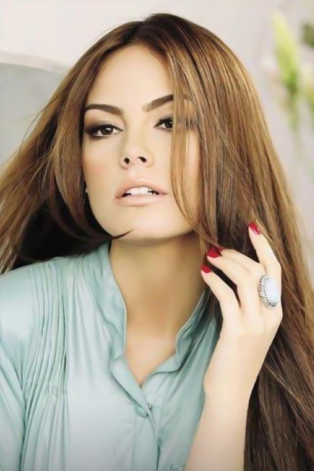 Ximena Navarrete, ex miss universo.