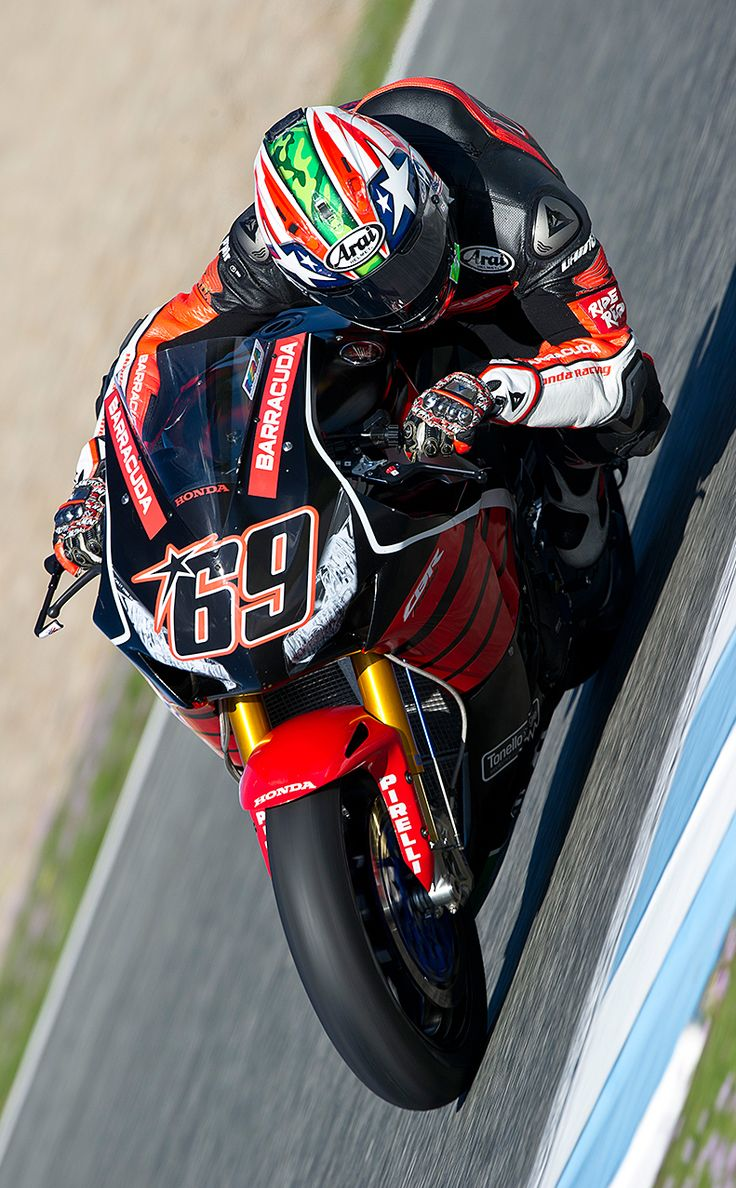 Nicky hayden world superbike 2016