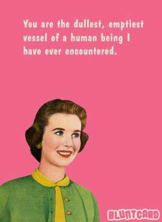 163 best Blunt Cards images on Pinterest