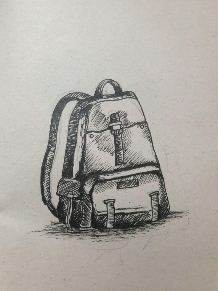 Ilustración maletín: rapidógrafo
