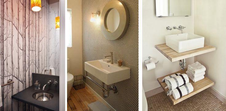 5 trucos para ampliar el baño - homepersonalshopper - baño pequeño ...