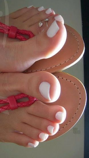 231 Best Images About White Toes On Pinterest