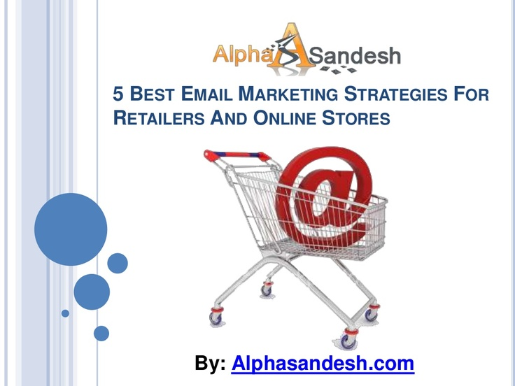 Email Marketing for Online Stores