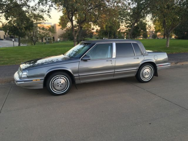 1989 Buick Electra Park Avenue Ultra For Sale Photos Technical