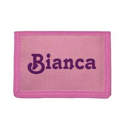 Wallet Bianca - accessories accessory gift idea stylish unique custom