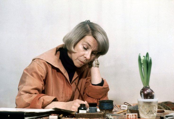 Taiteilija ja kirjailija Tove Jansson oli ahkera kirjeiden kirjoittaja koko…