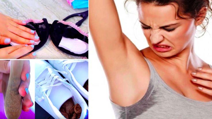 20 astuces contre les odeurs corporelles qui nous collent à la peau en été