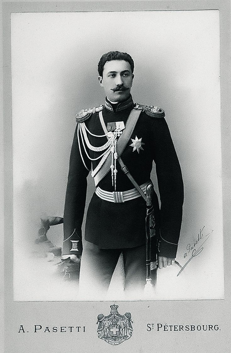 Prince Ivan Ratiev (Ratishvili) was born in 1868 in Orel. In 1893 he married Highness Princess Catherine of Georgia (1872-1917), the maid of honor of the Empress Alexandra Feodorovna, great-granddaughter of the Georgian King Irakli II. Due to the injury during the race in Tbilisi in 1907, Prince Ratiev was forced to retire from the military service, he went to Paris, where he attended lectures at the Academy of Fine Arts. On his return from France, he joined the Ministry of the Imperial…
