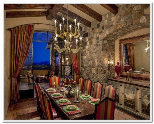 How To Choose Tuscan Curtains CurtainsDining Room