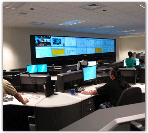 Americon is a leading provider of space planning, control room furniture and video walls for command and control centers.