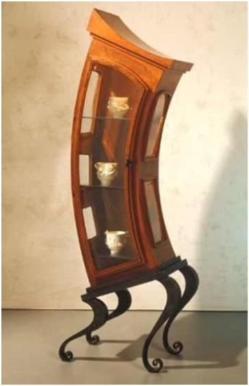 Funny furniture - i love this style furniture for my storybook house.